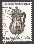 Sellos de Europa - Dinamarca -  Museo del diseño industrial