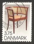 Sellos de Europa - Dinamarca -  Muebles de diseño