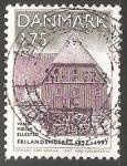 Sellos de Europa - Dinamarca -  Museos al aire libre