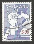 Sellos del Mundo : Europa : Dinamarca : Dibujos animados