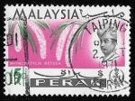 Sellos del Mundo : Asia : Malasia : Perak-cambio