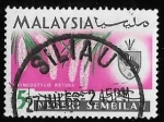 Sellos del Mundo : Asia : Malasia : Negeri Sembilan-cambio