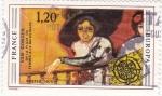 Stamps : Europe : France :  PINTURA- VAN DONGEN   europa cept