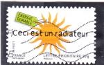 Stamps France -  ESTE ES UN RADIADOR