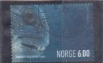 Sellos de Europa - Noruega -  P E Z