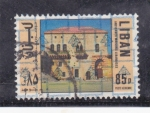 Stamps Lebanon -  E D I F I C I O