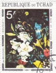 Stamps Chad -  FLORES- JAN BRUEGHEL