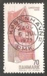 Stamps Denmark -  Christianshavn