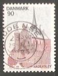 Sellos de Europa - Dinamarca -  Haderslev