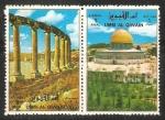 Sellos de Asia - Emiratos Árabes Unidos -  Monumentos