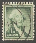 Stamps United States -  George Washington