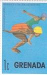 Stamps Grenada -  JUEGOS PANAMERICANOS