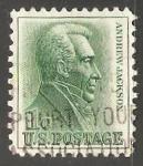 Sellos de America - Estados Unidos -  Andrew Jackson