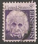Sellos de America - Estados Unidos -  Einstein