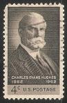 Sellos de America - Estados Unidos -  Charles Evans Hughes
