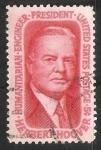 Sellos de America - Estados Unidos -  Herbert Hoover