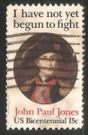 Stamps United States -  John Paul Jones