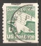 Sellos de America - Estados Unidos -  Domestic Mail