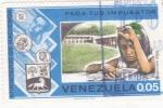 Sellos de America - Venezuela -  PAGA TUS IMPUESTOS- MAS ESCUELAS