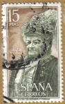 Stamps Europe - Spain -  Emilia Pardo Bazan