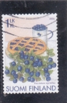 Stamps Finland -  FRUTA