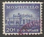 Sellos del Mundo : America : Estados_Unidos : Monticello