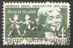Sellos de Europa - Estonia -  Sociedad dental americana