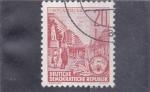 Sellos de Europa - Alemania -  PANORÁMICA BERLÍN