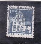 Sellos de Europa - Alemania -  WITTENBERG
