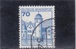 Stamps Germany -  EDIFICIO