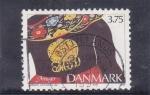 Stamps Denmark -  ISLA DE AMAGUER
