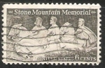 Sellos del Mundo : America : Estados_Unidos : stone mountain memorial