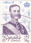 Stamps : Europe : Spain :  Alfonso XII (24)