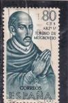 Sellos de Europa - España -  Arzob. Sº Toribio de Mogrovejo (24)