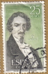Stamps Europe - Spain -  Jose de Espronceda