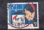 Sellos de Oceania - Australia -  Navidad-64