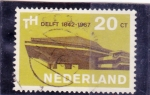 de Europa - Holanda -  edificacion moderna