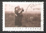 Stamps Finland -  Pareja bailando tango