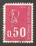 Stamps France -   Marianne type Béquet