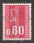 Sellos de Europa - Francia -   Marianne type Béquet