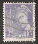 Sellos de Europa - Francia -  Mercurio