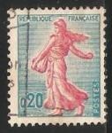 Stamps France -  Sembrador