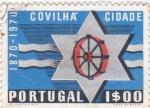 Stamps Portugal -  Escudo de Covilha