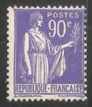 Stamps France -  Simbolo