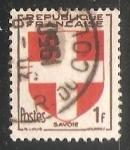 Stamps France -  Escudo de Saboya
