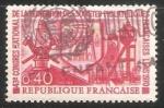 Sellos de Africa - Francia -  43º CONGRESO NACIONAL DE LA FEDERACIÓN DE EMPRESAS FRANCESAS Philatelique