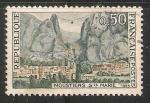 Sellos de Europa - Francia -  Moustiers-Sainte-Marie