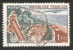 Sellos de Europa - Francia -  Le Touquet-Paris-Plage
