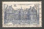 Sellos de Europa - Francia -  Palacio del Luxemburgo