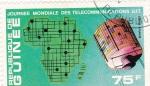 de Europa - Guinea -  Jornada Mundial de Telecomunicaciones  U.I.T